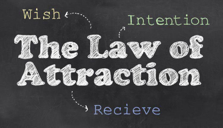 как работает закон притяжения изображение