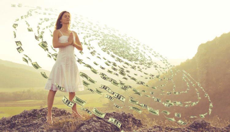 притянуть богатство и деньги