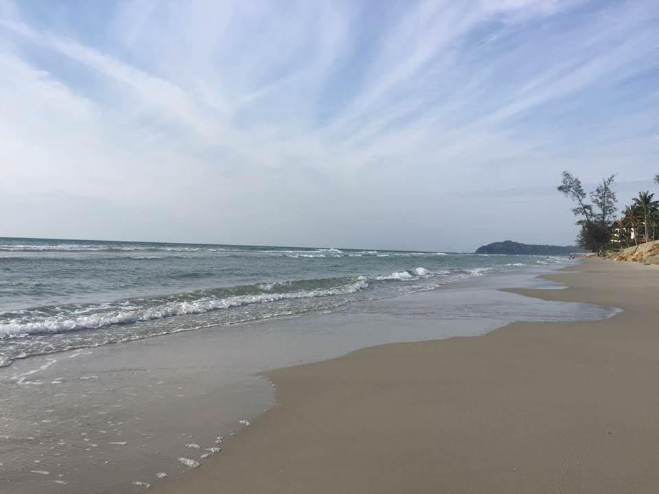 пляжи борнео картинка