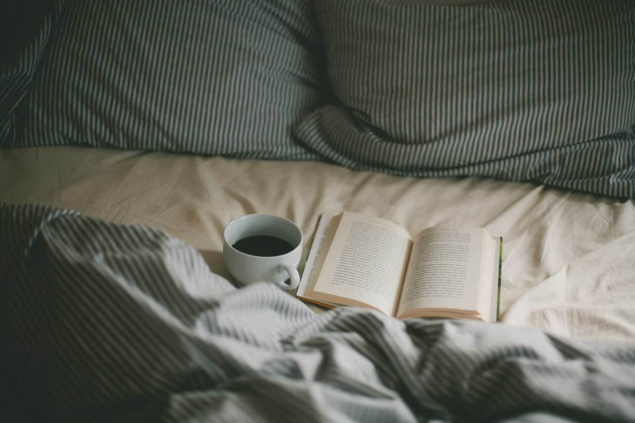 book-in-bed