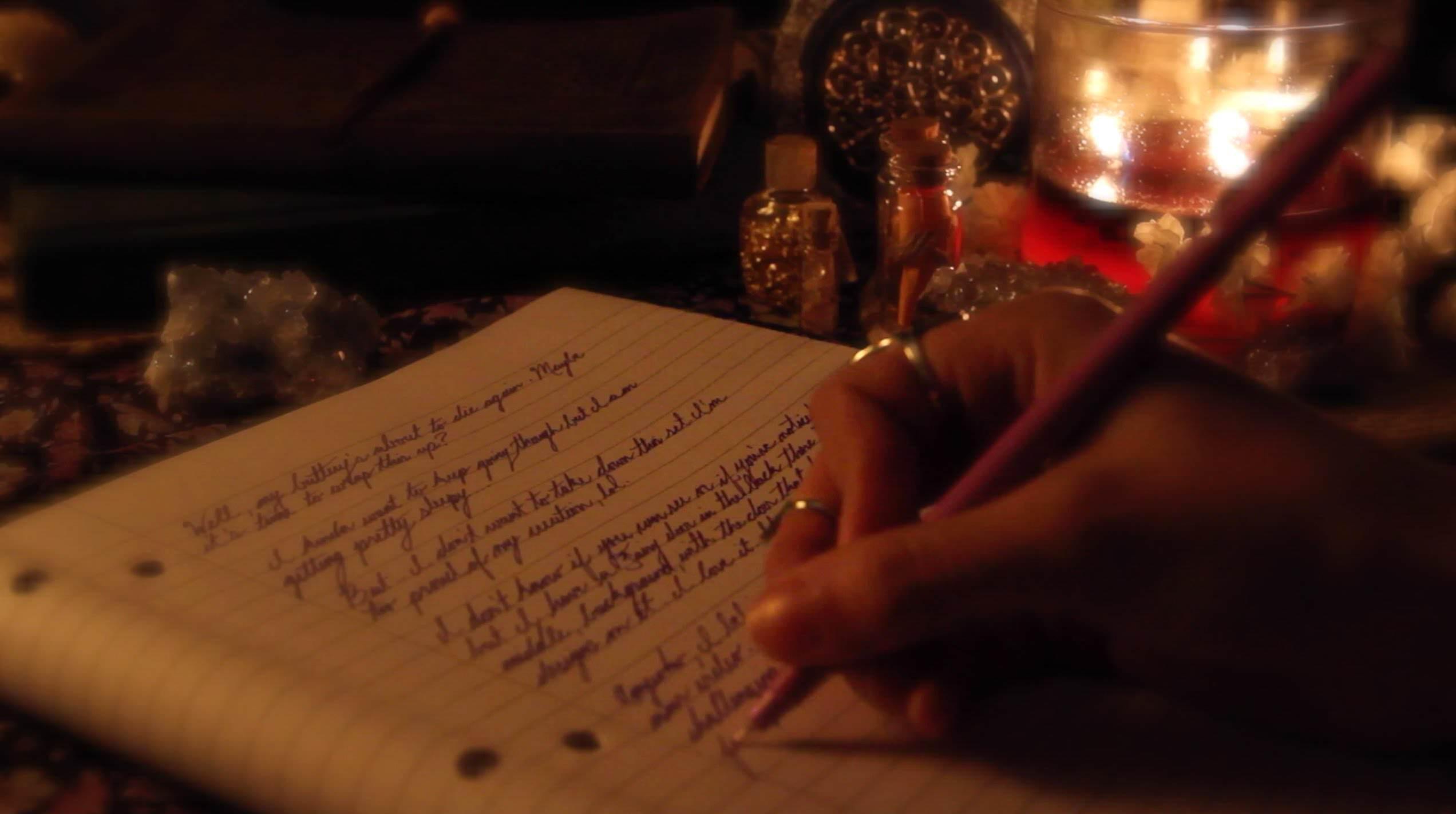 пишу желание