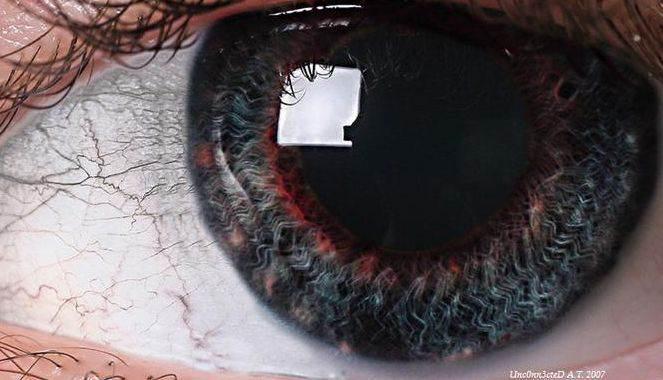 улучшить зрение силой мысли