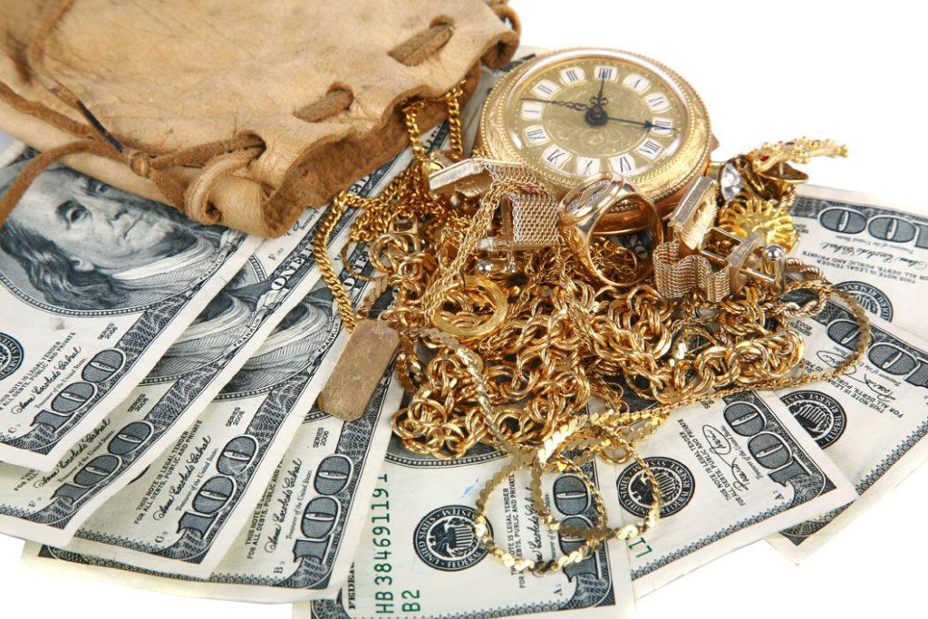 амулет-талисман для богатства