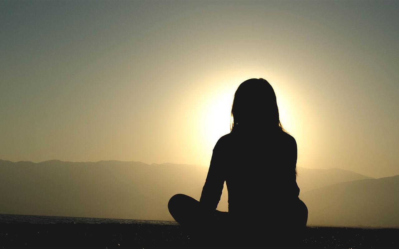 медитация перед