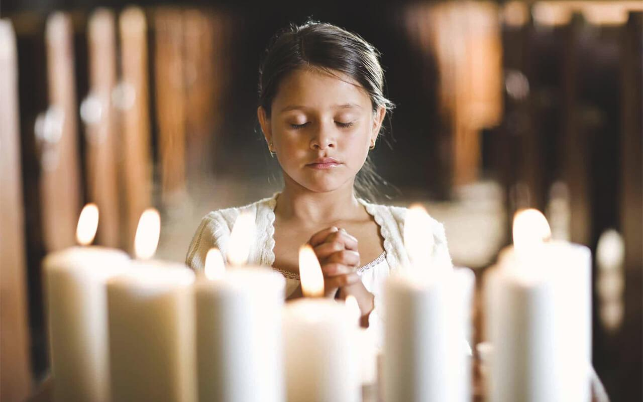 молитва материнская
