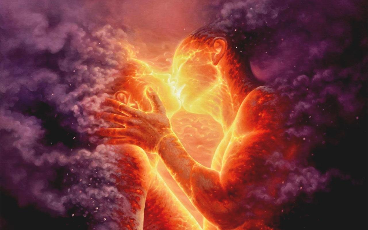 встреча близнецовых пламен