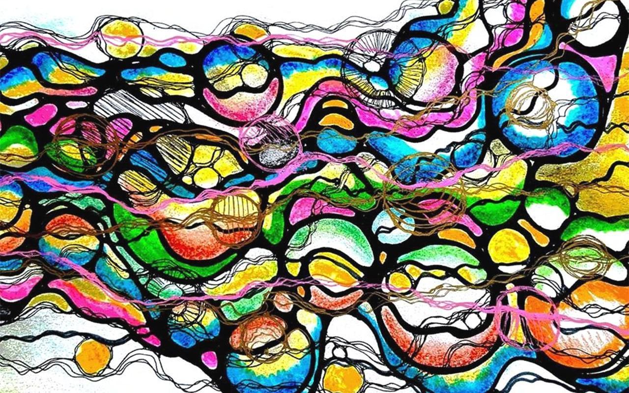 нейрографика фото