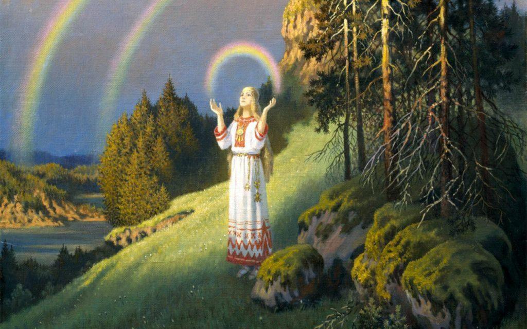 тайные знания древних славян