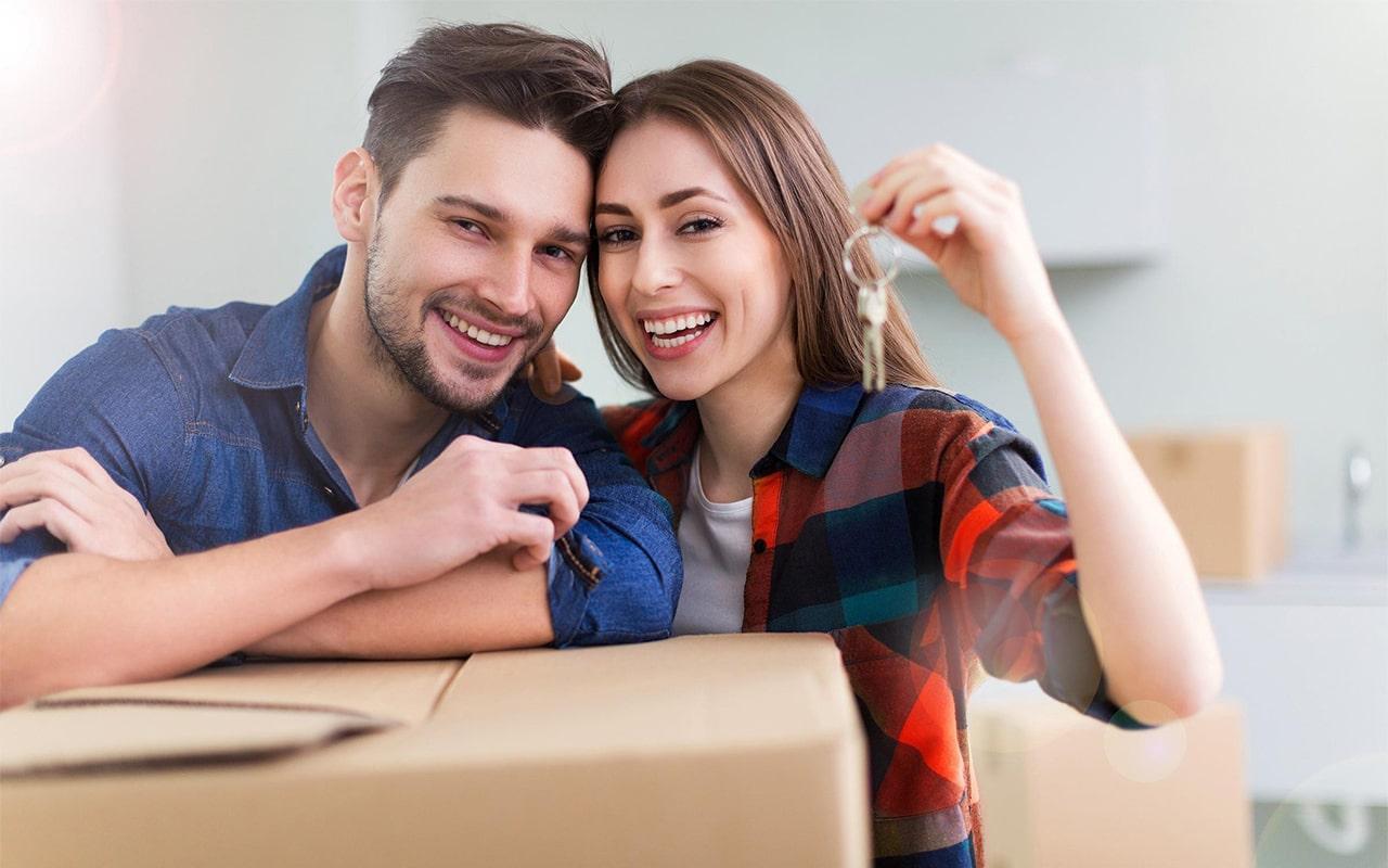 как притянуть квартиру
