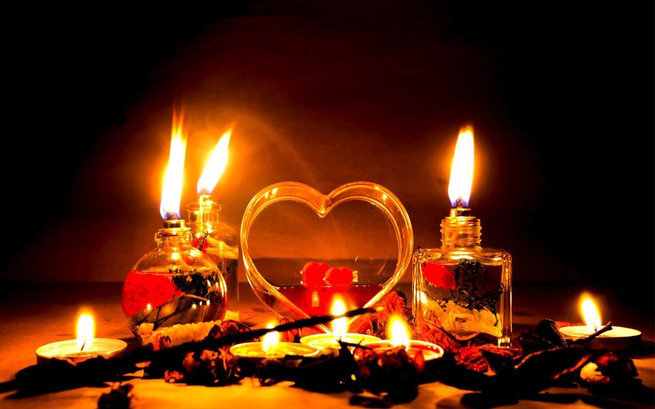 ритуал на привлечение любви