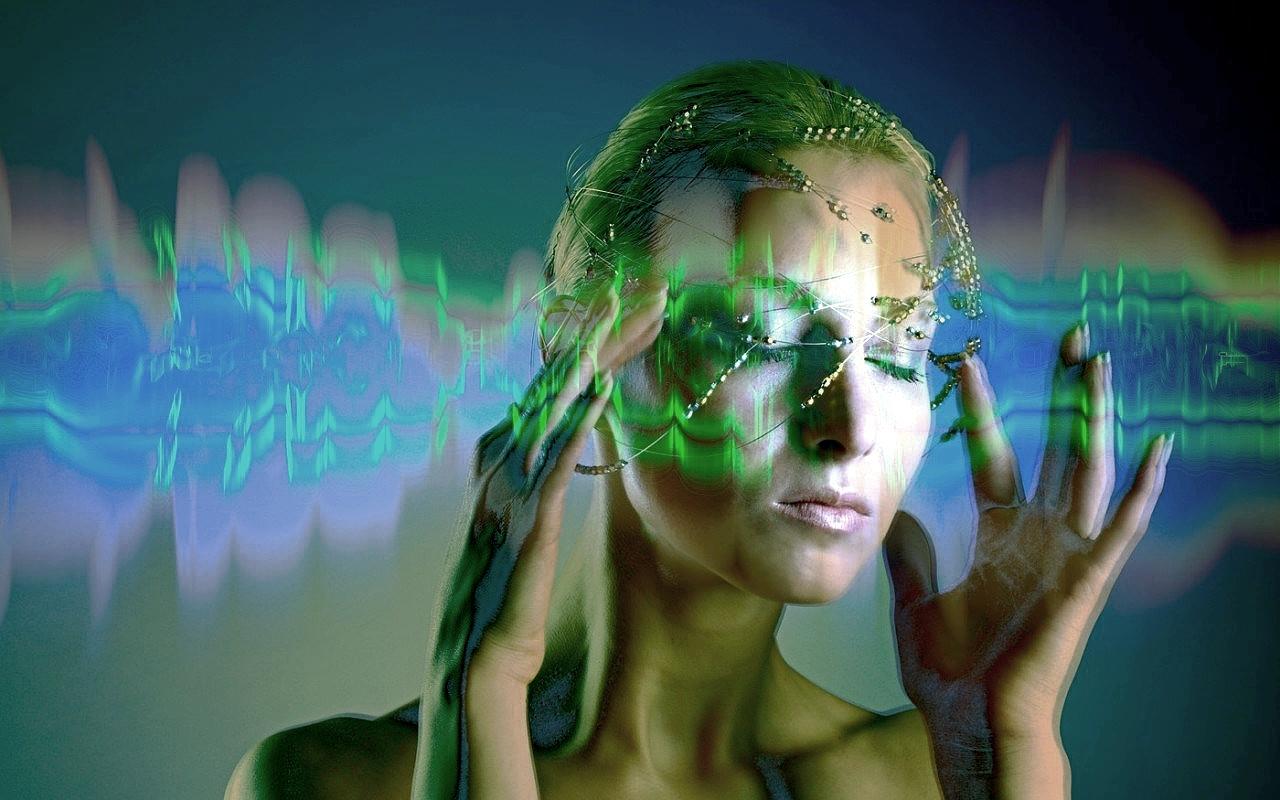 вибрации человека